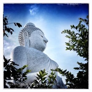 Big Buddha in Phuket. Thailand