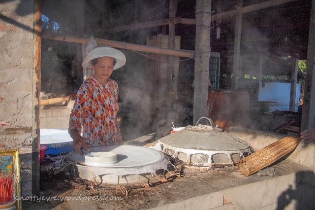 Hu Tieu noodle factory